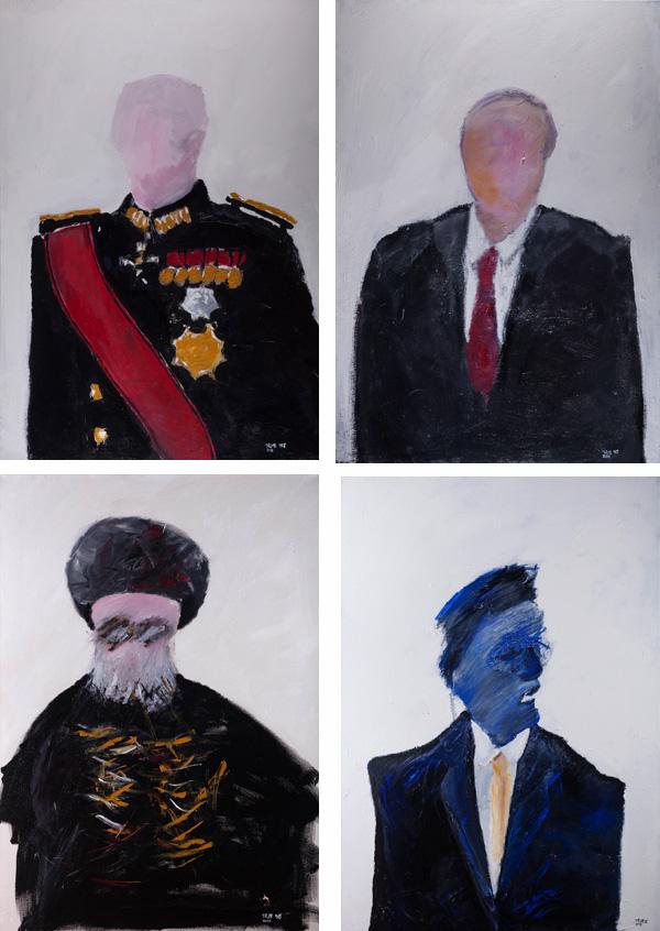 ''מרחבים טעונים''  - תערוכת אמנות של האדר' עמי שנער