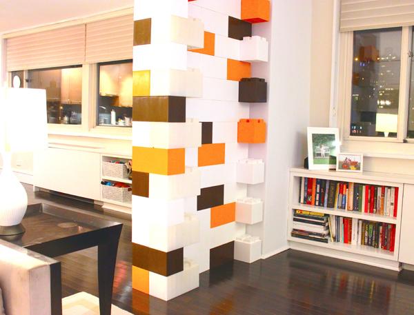 אפשר ליצור מחיצות וקירות בבית או במשרד