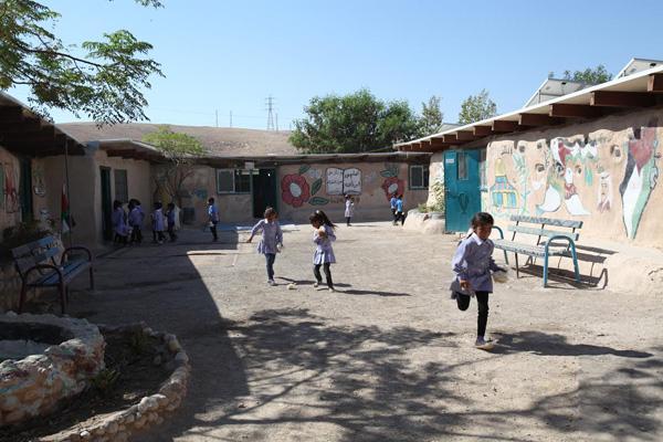 בית הספר כיום. צילום: עמוס גיתאי 2016