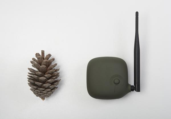 Senticnel® - מערכת להגנה מפני שריפות יער. צילום: Eli Gutierrez studio / Tato Baeza