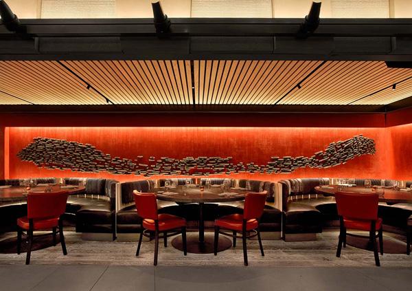 צבעים פרואניים עזים במסעדת נובו החדשה במנהטן