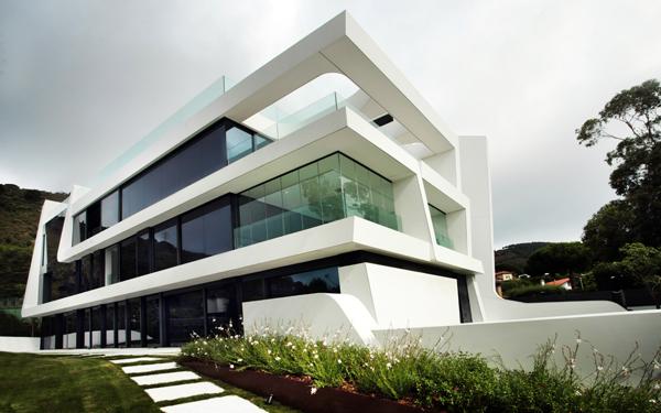 בית משפחה בספרד בתכנון A-cero אדריכלים