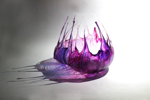 פרויקט הגמר של נטלי קריסקאוצקי - GUILT. צילום: מירי דוידוביץ
