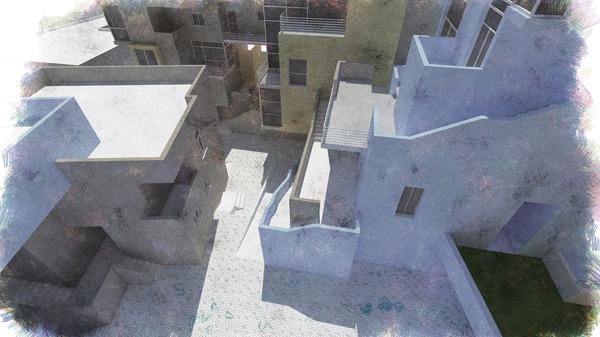 פרויקט אדריכלי שמציע לשים את האדם במרכז