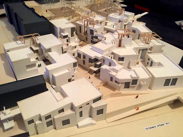 מודל הפרויקט