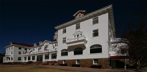 מלון סטנלי בקולורדו שהיווה השראה לספר