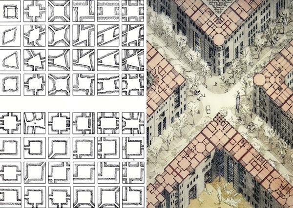 ההרצאה של אדריכל רוב קרייר תעסוק בדרך בה יש לבנות ערים מודרניות