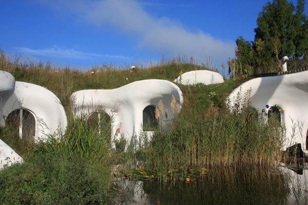 בתי האדמה האקולוגיים בציריך