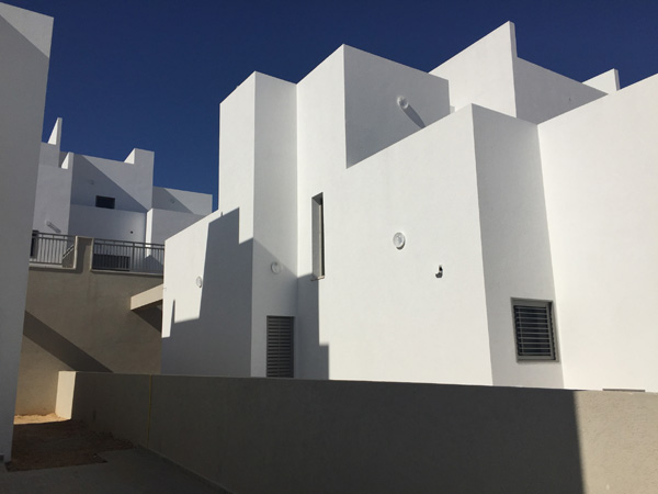 שכונת אוצר נופים דימונה - רון פליישר-גולן הדרי אדריכלים