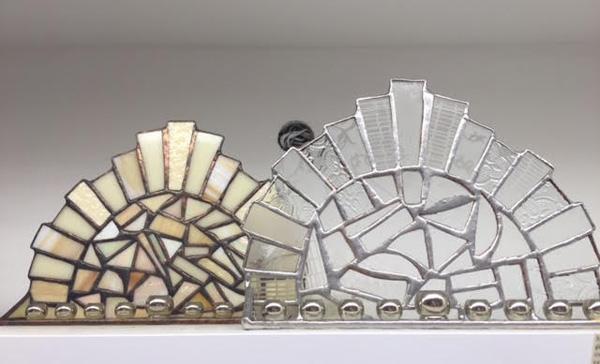 מבחר חנוכיות מעוצבות במרכז באוהאוס תל אביב