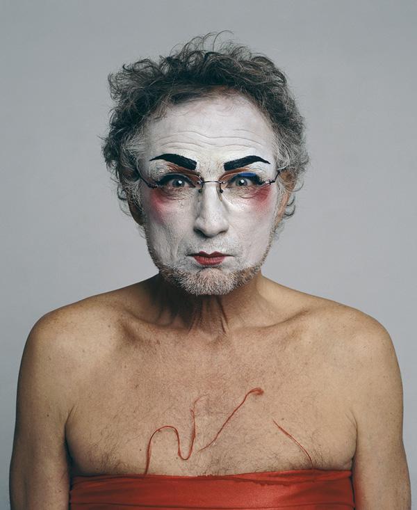 מיכה קירשנר, דיוקן עצמי, 2010