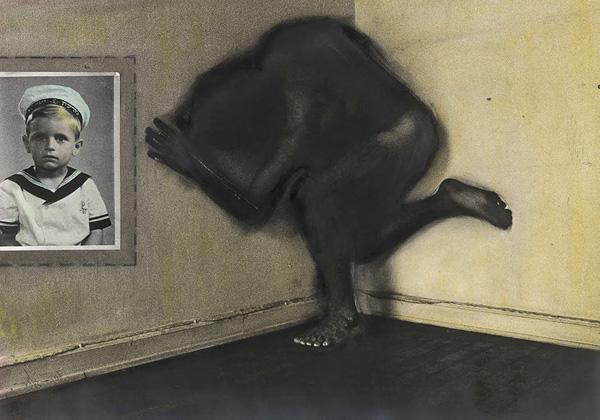 מיכה קירשנר, דיוקן עצמי, 1975-6