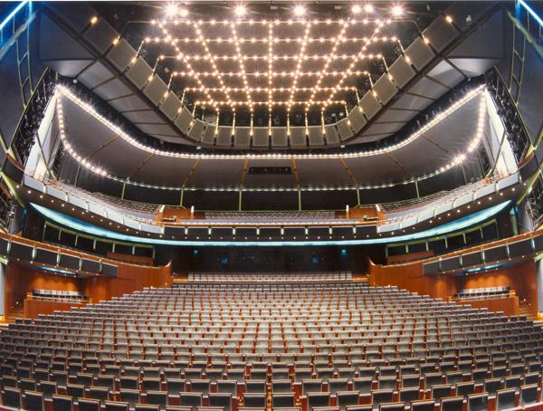 אולם האופרה, המשכן לאמנויות הבמה ת