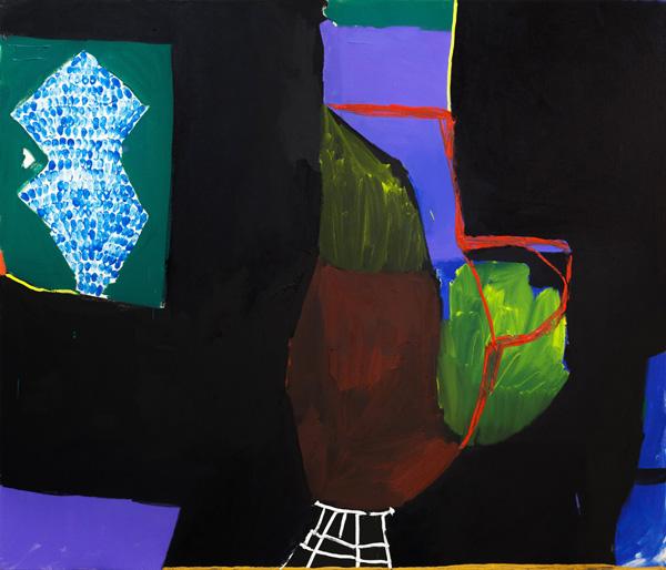 יערה אורן, מתוך התערוכה הקבוצתית