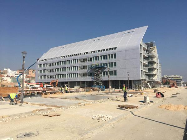 בניית הפרויקט תושלם בשנת 2027. צילום: RPBW, Paolo Pelanda©