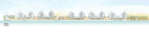 פרויקט פראטה ישנה את פני העיר ליסבון. תכנון: RPBW©