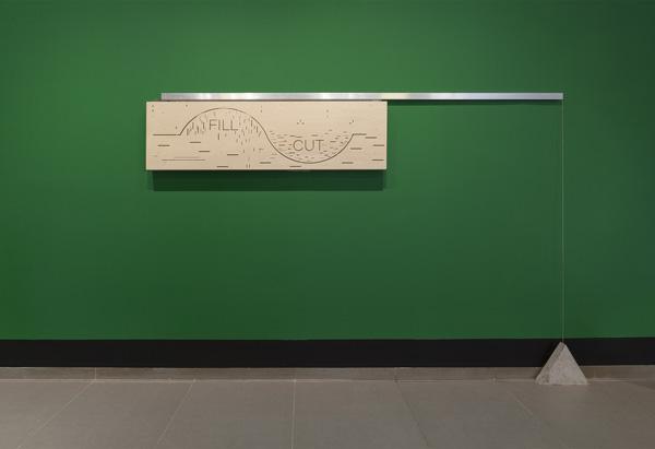 Relli De Vries,  מתוך התערוכה Digging Digging