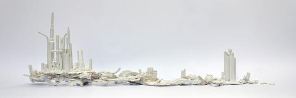 אפרת איל, עבודה מתוך התערוכה Digging Digging
