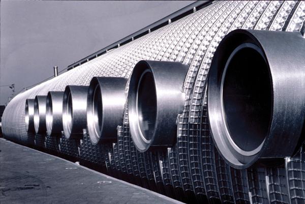 תחנת טוטנהאם הייל, 1991. צילום באדיבות All Design