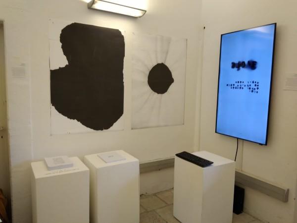 עבודות מתוך התערוכה