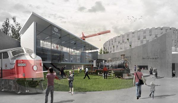 הפרויקט של קרן זיסמן, המחלקה לארכיטקטורה