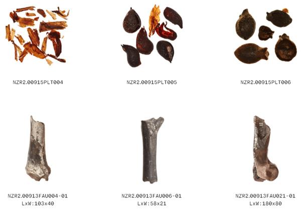 חפצים עתיקים יותר מלפני הספירה, בין השנים 2600- עד 2000- [צילום מסך]