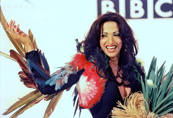 דנה אינטרנשיונל, הזוכה באירוויזיון בשנת 1998. צילום: זיו קורן