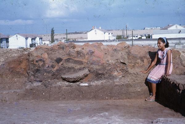 צילום מאתר החפירה בג