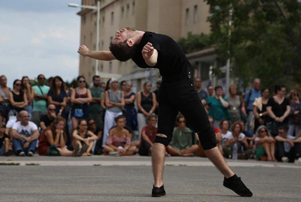 המסלול להכשרת רקדנים - אנז