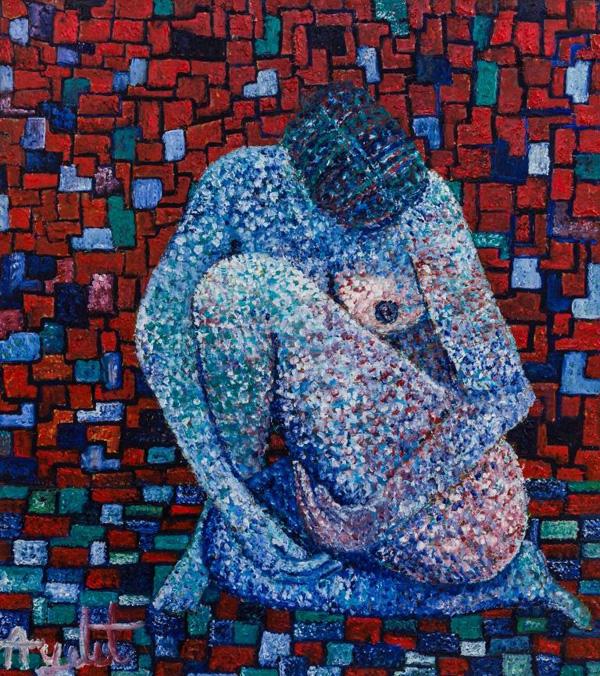 איילת בוקר, מתוך התערוכה החדשה בתל אביב