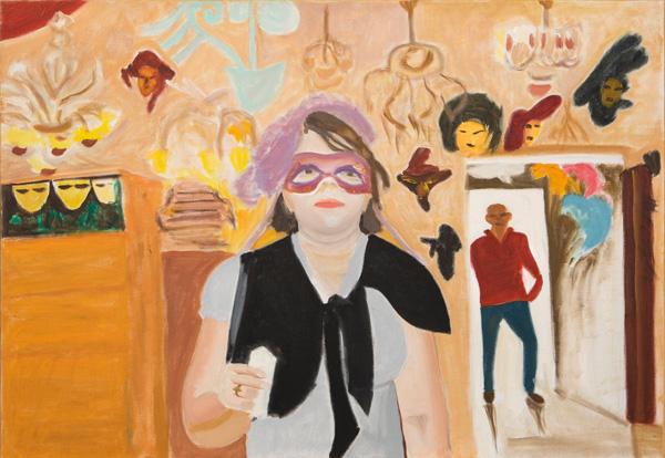 מציוריה של רותי קלמן
