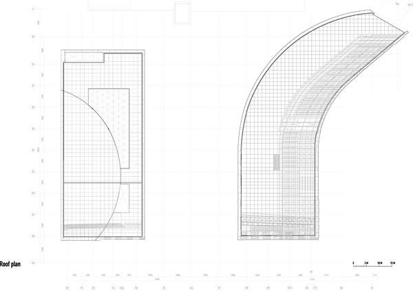 תכנית גג, The Imprint. תכנון: MVRDV.