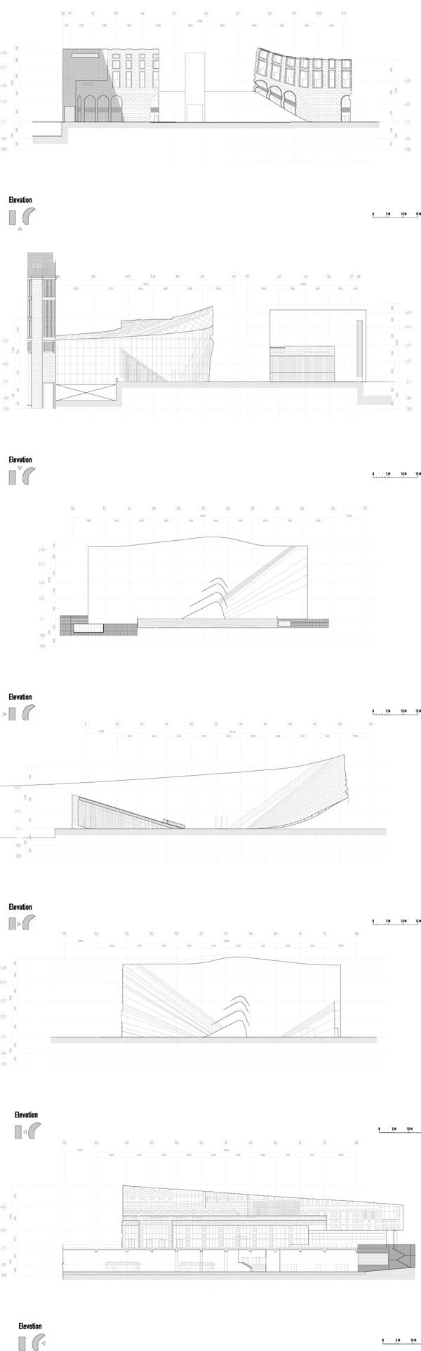 חזיתות, The Imprint. תכנון: MVRDV.