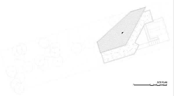 תכנית אתר. תכנון: LSD Architects.