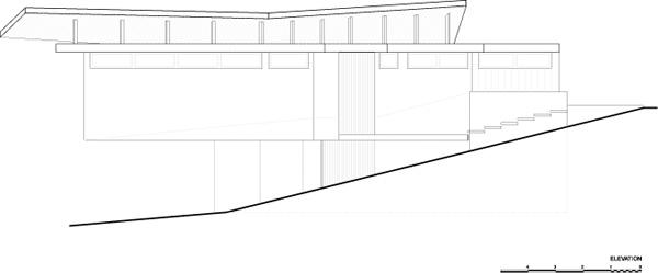 חזית 1. תכנון: LSD Architects.
