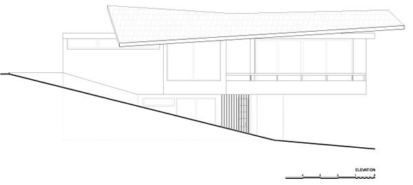 חזית 2. תכנון: LSD Architects.