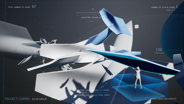מתוך פרויקט קורל. הדמיה: Zaha Hadid Architects©