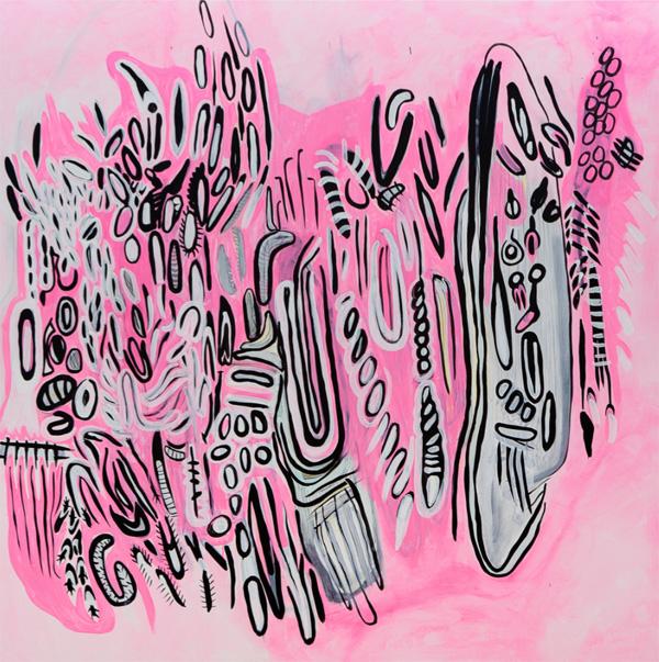 שרונה הלמן, מתוך התערוכה החדשה