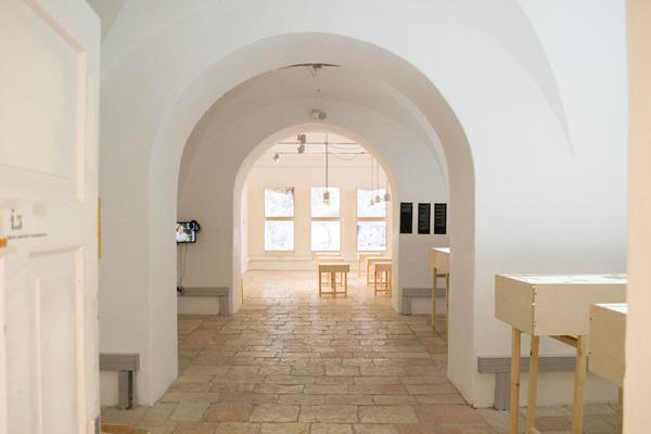 יום פתוח בבצלאל, המחלקה לארכיטקטורה. צילום באדיבות בצלאל