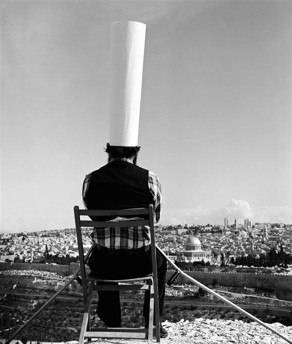 צילום: מוטי מזרחי, מלך ירושלים או_שוטה על הגבעה