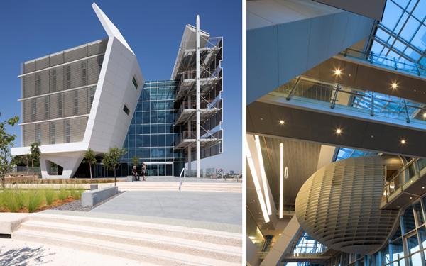 בניין פורטר באוניברסיטת תל אביב, צילום: שי אפשטיין