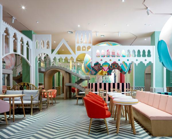 המסעדהב NEOBIO, צילום: Shao Feng
