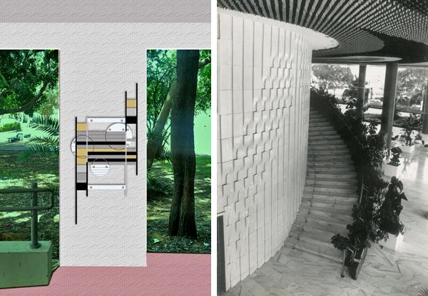 מימין: פנחס עשת, משמאל: הילה טוני נבוק, צילום:יח
