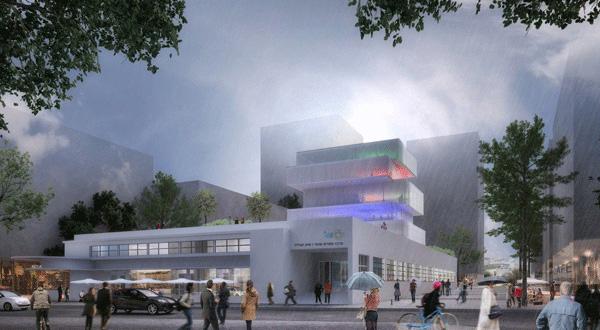 קרדיט הדמיות קאנטרי קהילתי- ציונוב ויתקון אדריכלים