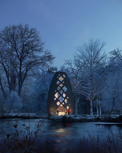 AI-SpaceFactory-TERA Forest, Image by:  AI SpaceFactory and Plomp