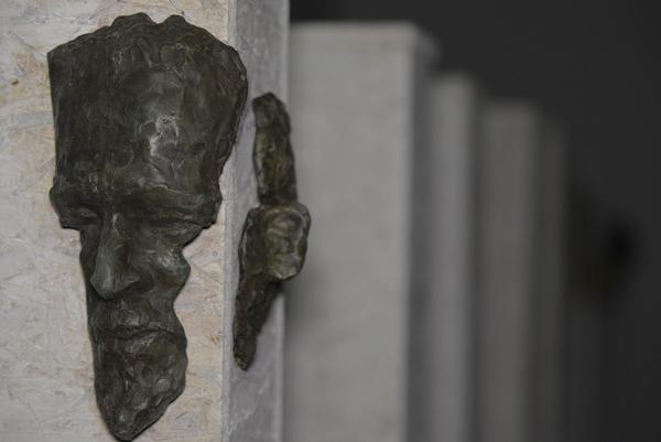 אריאלה גוטנברג יריב מתוך התערוכה אין אדם שבא מכלום, קרדיט צילום יח