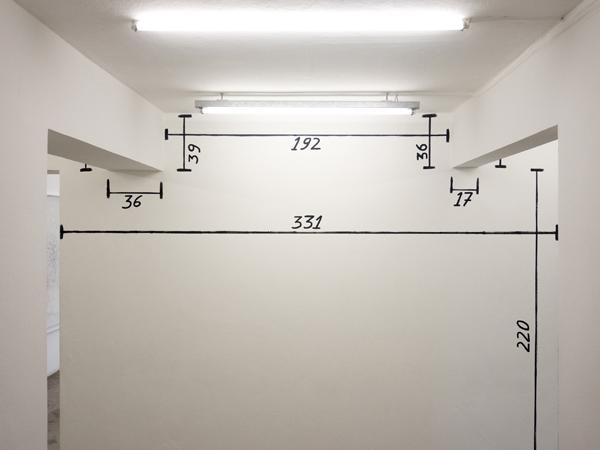 חללים פשוטים ולא אטרקטיבים הופכים גרפייםומעניינים, צילום:  joão nitsche