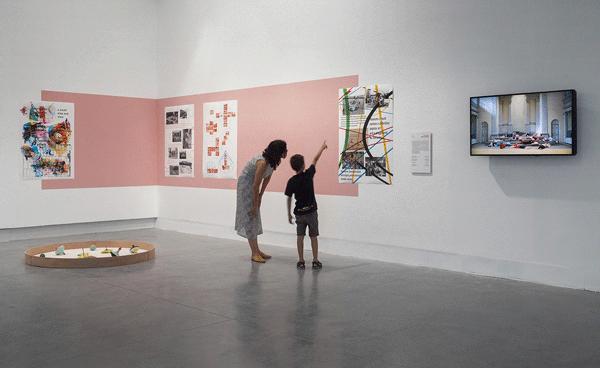 מוזיאון פתח תקוה לאמנות. צילום אלעד שריג