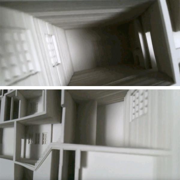 """תקריב על פרט מתוך הספר """"ביתך, Your House 2006"""", צילום מסך מתוך יוטיוב."""
