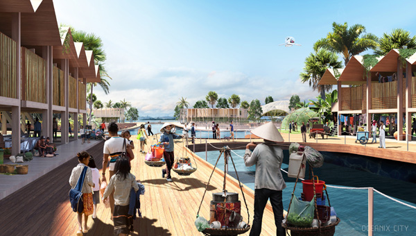 NEIGHBORHOOD BOARDWALK- SOUTHEAST ASIA: Platform